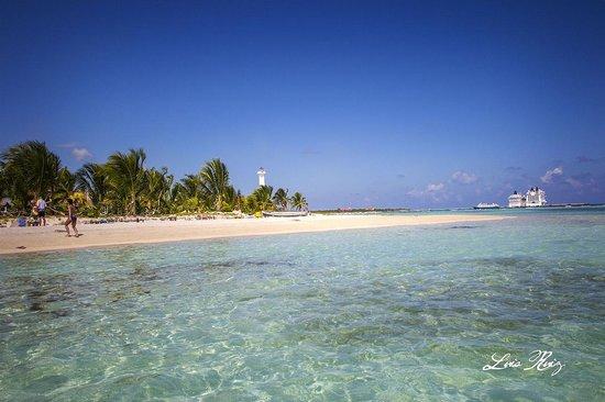 Blue Kay Mahahual: El mar caribe.