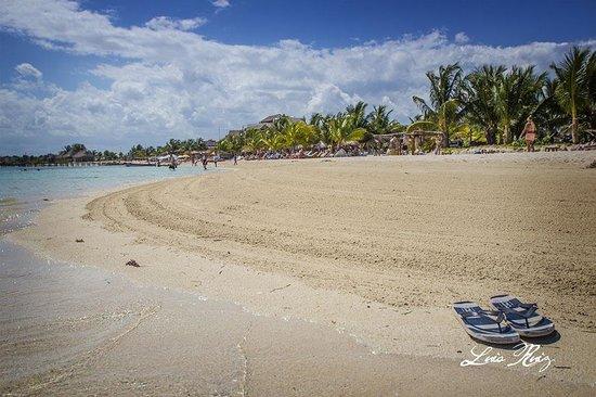 Blue Kay Mahahual: Hermosa playa en Mahahual.