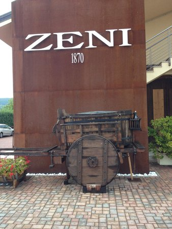 Zeni Winery and Wine Museum: Zeni
