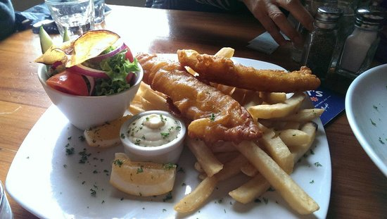 Speight's Ale House: Good food