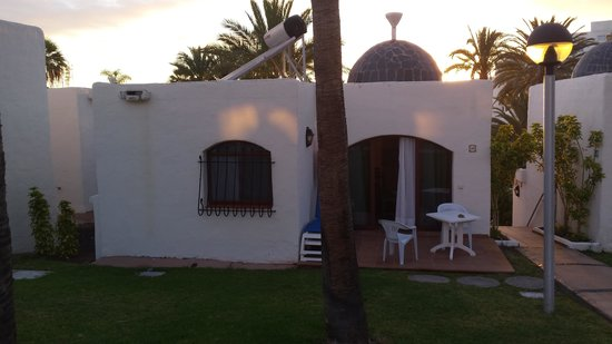 HD Parque Cristobal Tenerife : bungalow 128