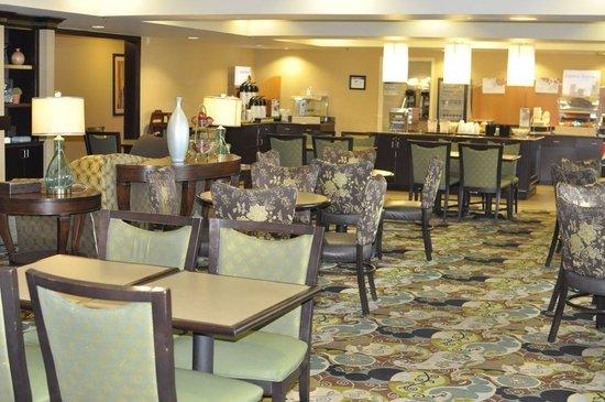 Holiday Inn Express Columbus - Dublin : dining