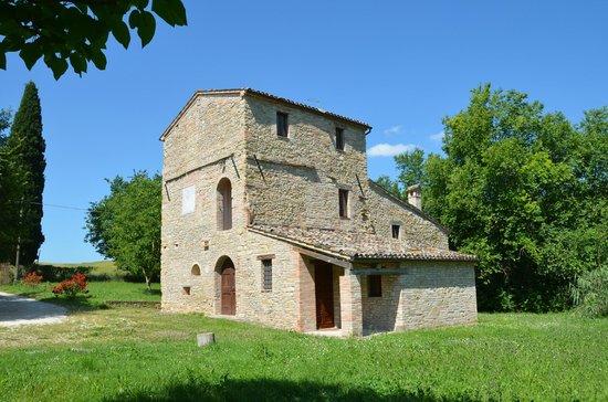Passo di Treia, Italia: Casa Torre
