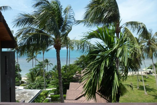Mercure Koh Samui Beach Resort : View from room