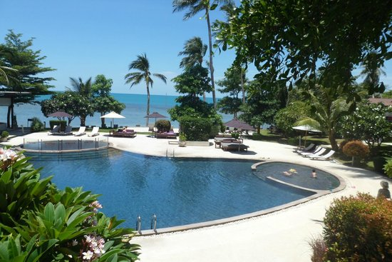 Mercure Koh Samui Beach Resort : Pool