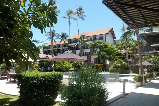 Mercure Koh Samui Beach Resort : Hotel