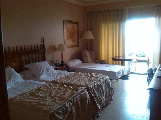 Gran Hotel Elba Estepona & Thalasso Spa: Habitacion