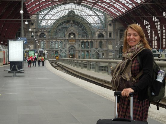 Gare centrale : Antwerp Central Station