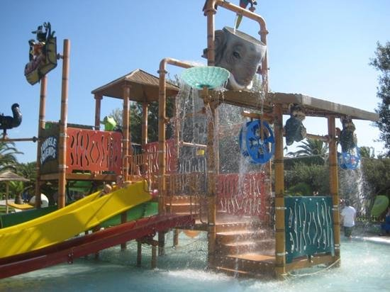 Holiday Village Kos by Atlantica: splash pool