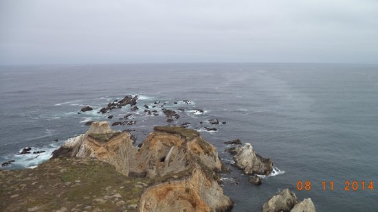 Point Arena Lighthouse & Museum: great ocen views