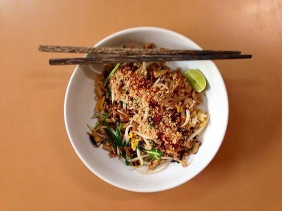 A lot of Thai : Home cooking class : Pad Thai