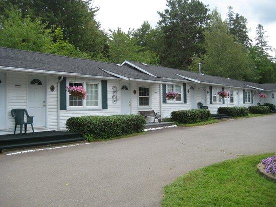 Allen's Motel : Our room #2