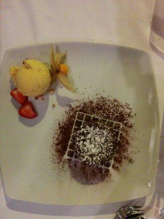 Ruffino Ristorante Italiano - TEMPORARILY CLOSED: Tortino al cioccolato