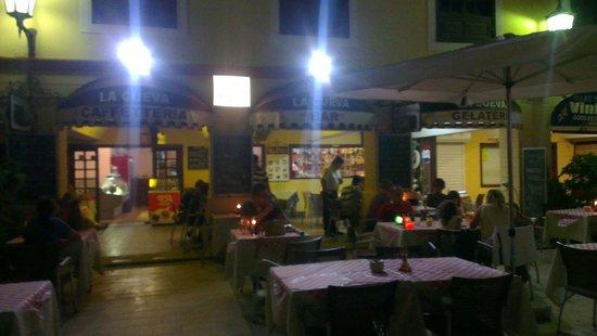 Restaurante Pizzeria la Cueva