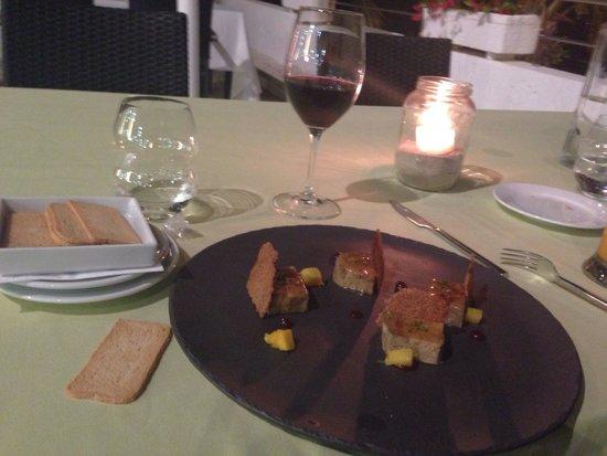 Restaurante Club Nautico Salou: Starter:)