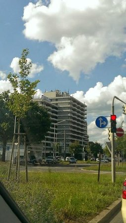 Maritim Hotel Darmstadt : Hotelgebäude