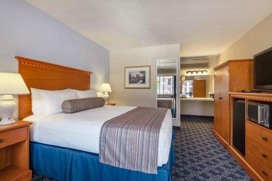 Sands Inn & Suites: Standar Queen Room