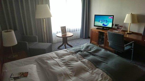 Maritim Hotel Darmstadt : Standardzimmer