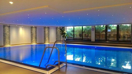Maritim Konferenzhotel Darmstadt: Schwimmbad