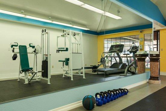 Sands Inn & Suites: Fitness Center