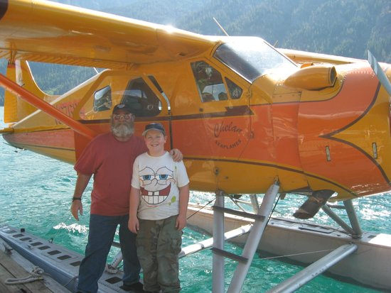 North Cascades Lodge at Stehekin: Only accessable by boat or plane.