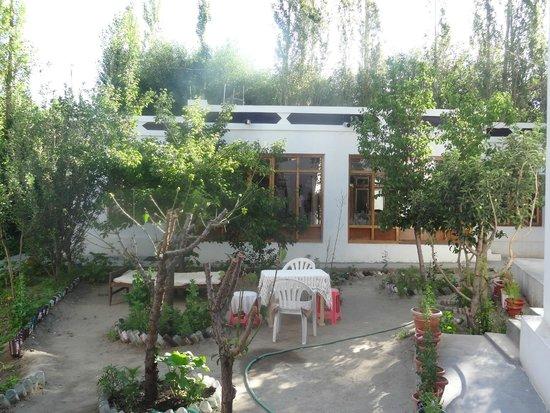 Botho Guesthouse: un des bâtiments du guest house