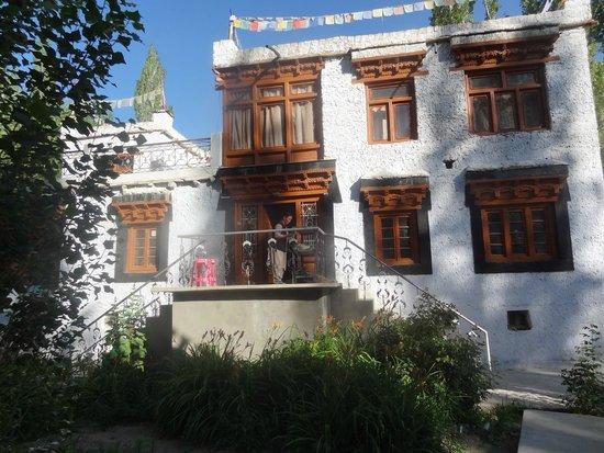 Botho Guesthouse: la magnifique maison des propriétaires