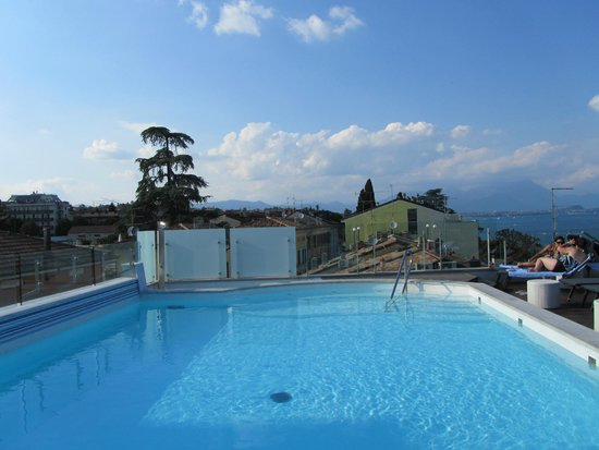 Park Hotel : piscina