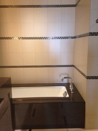Talking Stick Resort: Bath tub
