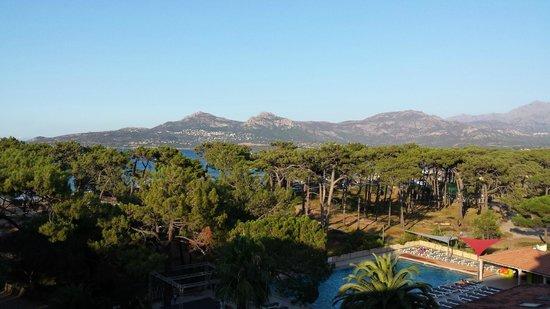 Village Vacances La Balagne: Vue du balcon de la chambre
