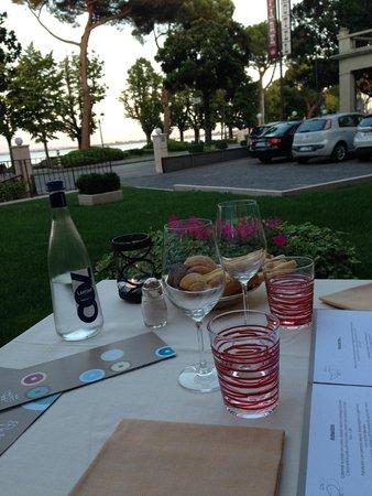 Park Hotel : cena