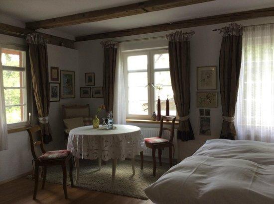 """Landgasthof """"Zum Ritter"""": Room #4"""