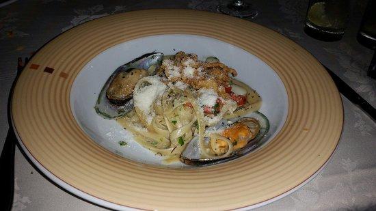 Secrets St. James Montego Bay : Incredible dish from Portofino
