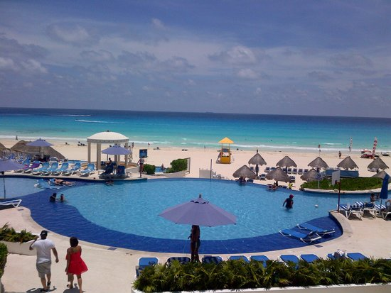 Golden Parnassus All Inclusive Resort & Spa Cancun: Beautiful!