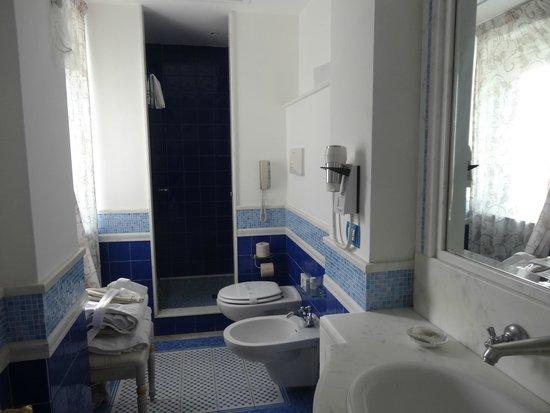 Luxury Villa Excelsior Parco: baño