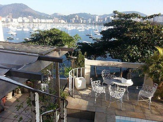 Hotelinho Urca : Petit coin sympa pour prendre l'appero