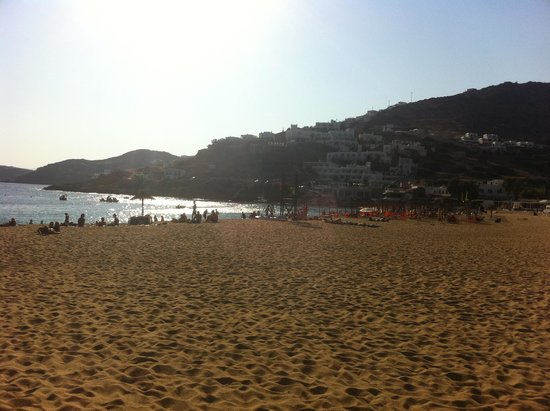 Mylopotas Beach: beach 4