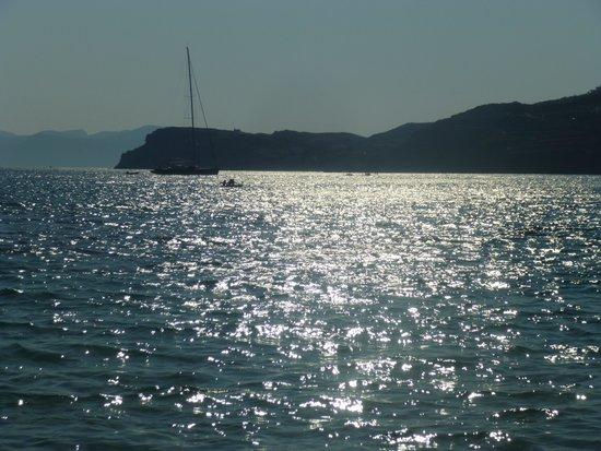 Mylopotas Beach: wonderful scenery
