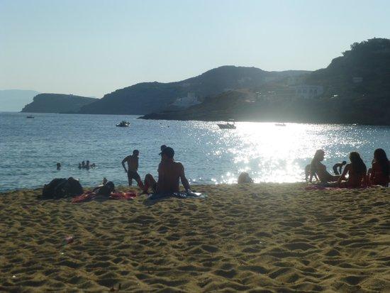 Mylopotas Beach: beach 6