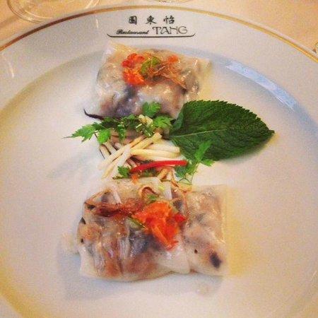 Tang: The amazing Vietnamese ravioli