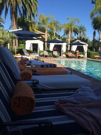 Rancho Valencia Resort & Spa: Spa Pool