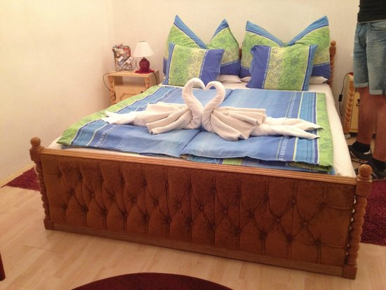 Firstapartments Inn City Center: letto