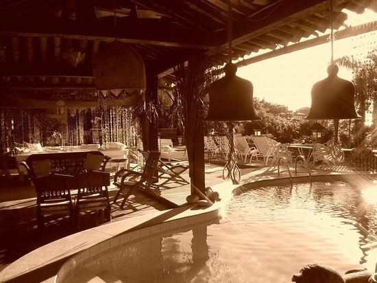 Aquabarra Boutique Hotel & Spa: Pileta