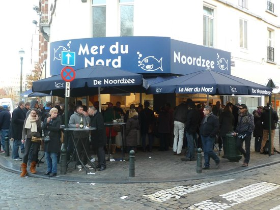 Noordzee Mer du Nord : The place