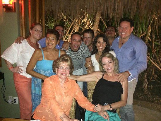 Live Aqua Beach Resort Cancun: Linda Fiesta de Cumpleaños