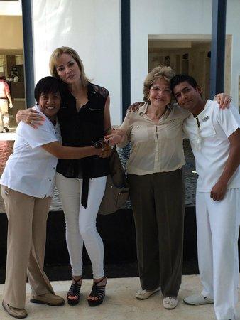 Live Aqua Beach Resort Cancun: Gente Hermosa en Live Aqua