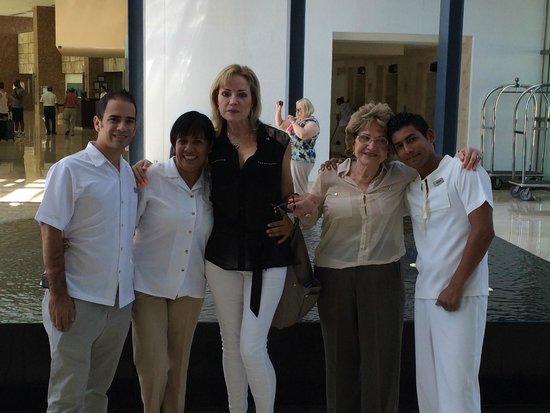 Live Aqua Beach Resort Cancun: Maru Hermosa, con sus desayunos inolvidables