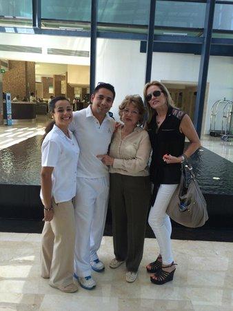 Live Aqua Cancun All Inclusive: Me encanta todo el personal de Live Aqua