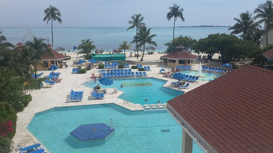 Breezes Resort & Spa Bahamas : View from the Balcony