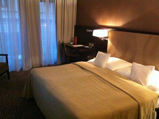 Hotel Avance: my room